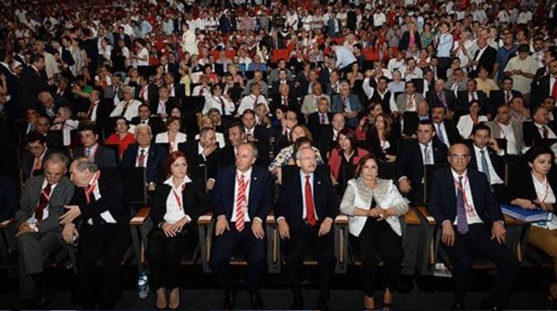 CHP kurultayında 'Cuma namazı arası' tartışması