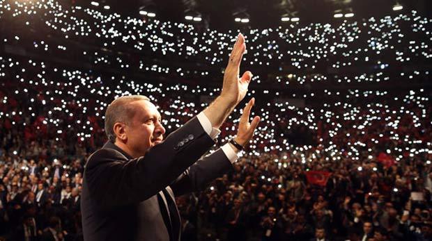 BBC Erdoğan'ın Köln mitingini böyle verdi