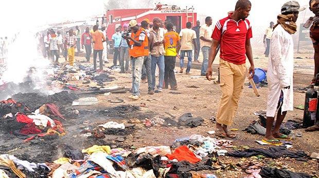 Nijerya'da bombalı saldırılar: 118 ölü