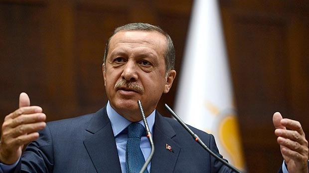 Erdoğan ABD büyükelçisine sert çıktı