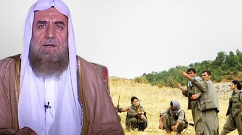 Esad karşıtından Kürtlere gözdağı!
