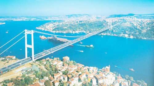 İstanbul Boğazı'na teleferik geliyor!