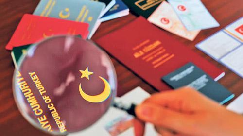 Pasaporta Telefon Kayıt Hakkım Satılıktır