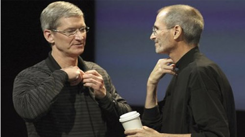 Steve Jobs' mu, Tim Cook'mu?