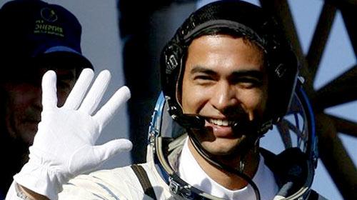 İşte İlk Müslüman Astronot
