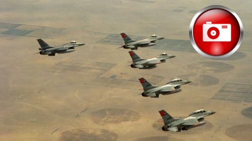 Askeri Jetler Sivilleri Vurdu: 35 Ölü
