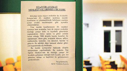 İstanbul Barosu'nda Yeni Skandal