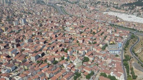 İşte İstanbul'da Dönüşüm Yapılacak İlçeler