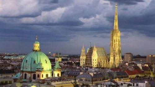 Viyana'nın Üçte Biri Çöple Isınıyor