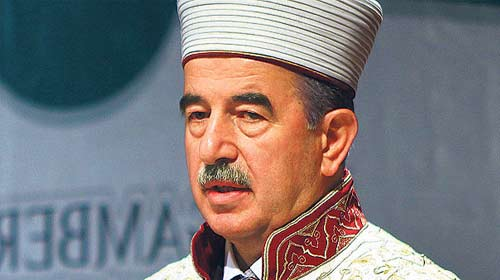 Ali Bardakoğlu İstifa Etti