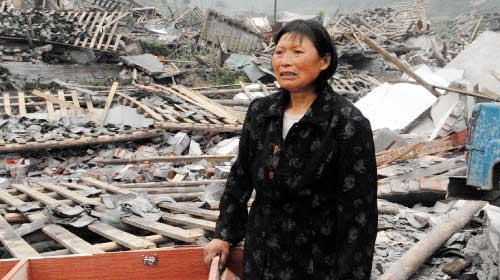 Çin'de 7,1'lik Deprem