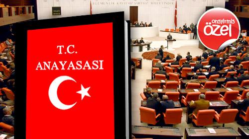 1982 Anayasasından Günümüze