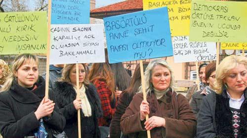 Kadınlardan Emine Erdoğan'a Destek