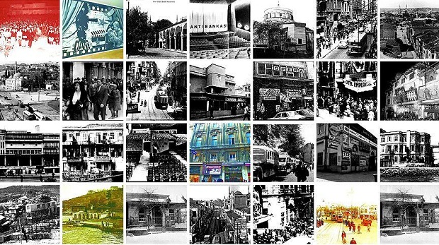 'İstanbul'un 100 Sinema Salonu' yayımlandı