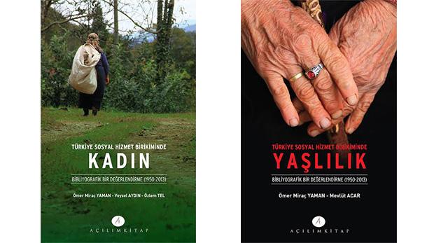 Açılım'dan Ömer M.Yaman'ın iki eseri