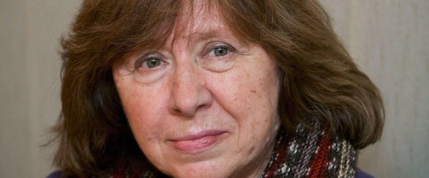 Nobel Edebiyat Ödülü Belaruslu Svetlana Aleksiyeviç'in oldu