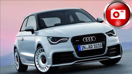 İşte Audi'nin atom karıncası
