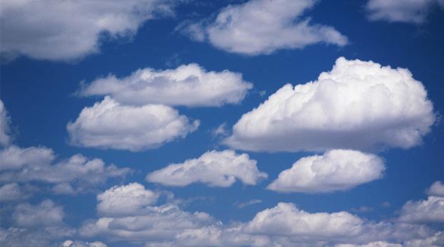 Bir bulutun ağırlığı kaç kilodur?