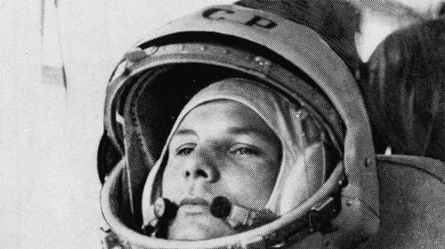 Gagarin'in Dünyayı Böyle Anlattı