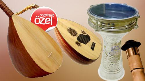 Türkiye'deki Müzik Türleri