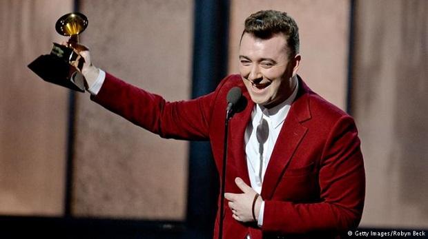 Grammy ödüllerinde Sam Smith rüzgarı