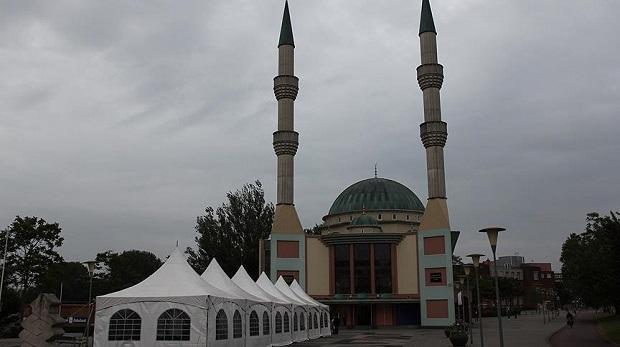 Adana'da hatimle teravih kılınan camiler 2016