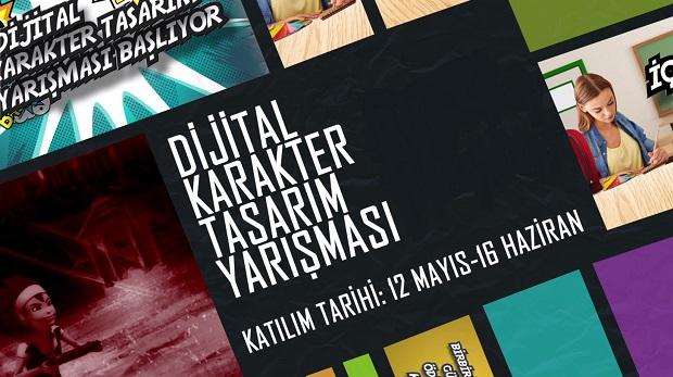 TRT Çocuk Dijital Karakter Tasarım Yarışması Başlıyor!