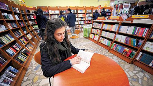 Türkiye Kitaplarını Artırıyor!