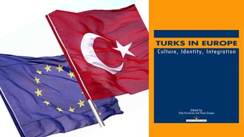 Avrupa'daki Türkler Kitap Oldu