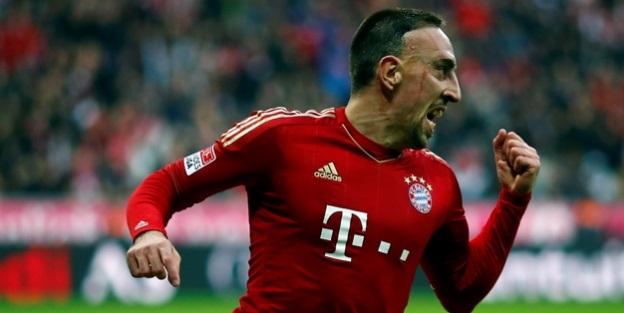 Süper Lig'de Ribery bombası