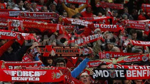 Benfica Fenerbahçe'ye özendi « Gençlik Haber Sitesi | On5yirmi5.Com
