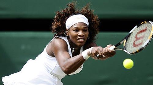 Serena Adını Finale Yazdırdı