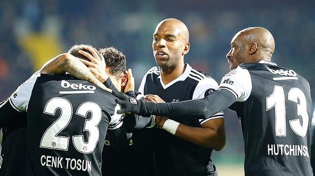Beşiktaş UEFA'nın manşetinde