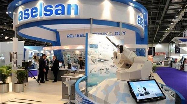 ASELSAN'dan 37.6 milyon avroluk sözleşme