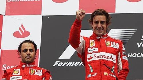 Almanya'da Alonso'nun Yüzü Güldü