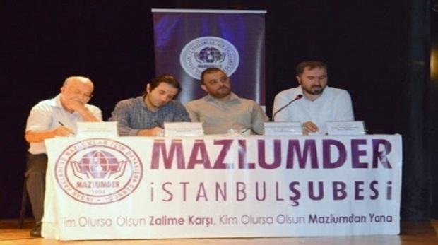 """""""Seyyid Kutub ve Hak Mücadelesi"""" paneli gerçekleştirildi"""