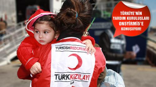 Dünyada 'Türk tipi yardım modeli' oluştu
