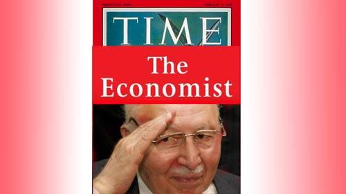 Times ve Economist'e göre Erbakan!