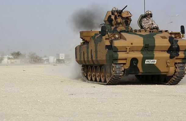 Türkiye'den Katar üssünü güçlendirme kararı