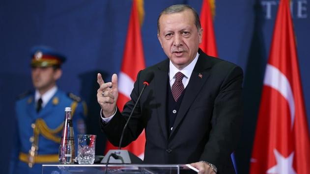 Cumhurbaşkanı: Balkanlardan söküp atacağız