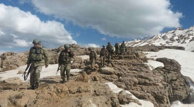 Trabzon kırsalında terör operasyonu: 1 şehit