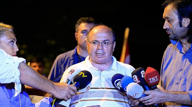 Muğla Valisi kaçak darbeci askerler operasyonunu anlattı