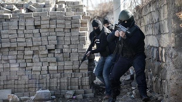 'Sur'da 279 terörist etkisiz hale getirildi'