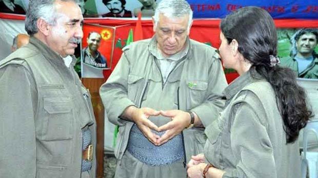 KCK: 'Bayrak provokasyonuyla alakamız yok'
