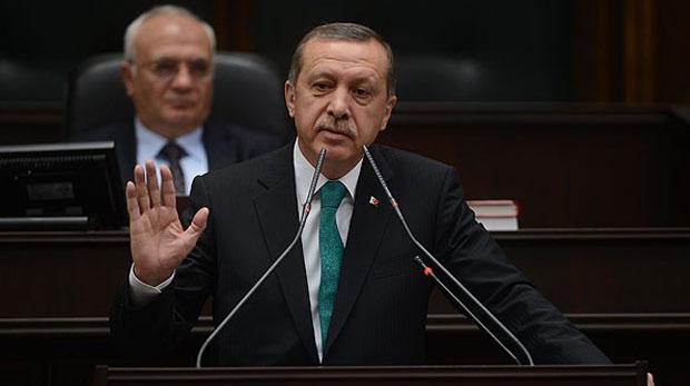 Erdoğan'dan AYM'ye hukuk devleti vurgusu