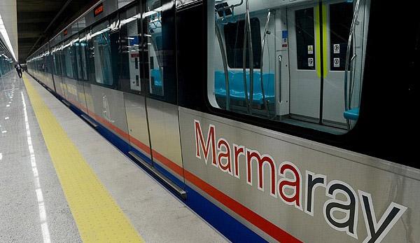 Marmaray, bugün ücretli seferlere başladı