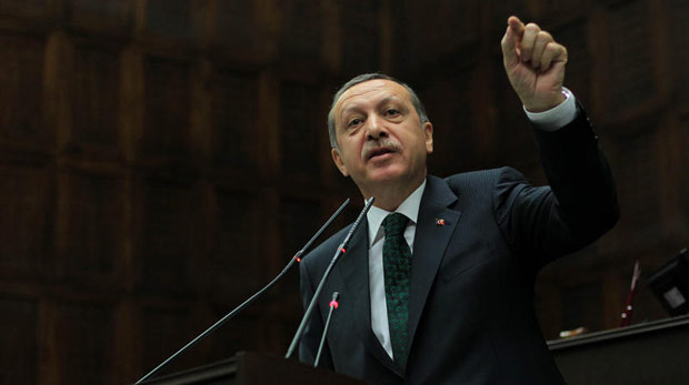 Erdoğan: Milyonlarca insan sular altında kalabilir