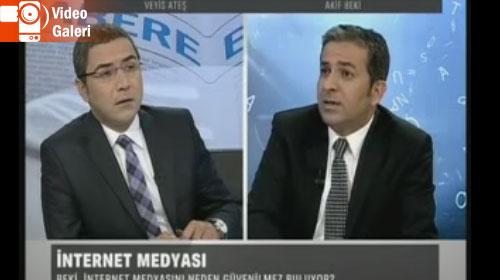 Akif Beki: 'Ben dindar değilim!'
