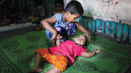 Dört çocuktan biri yoksul