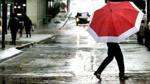 Şemsiyelerinizi Almadan Çıkmayın!